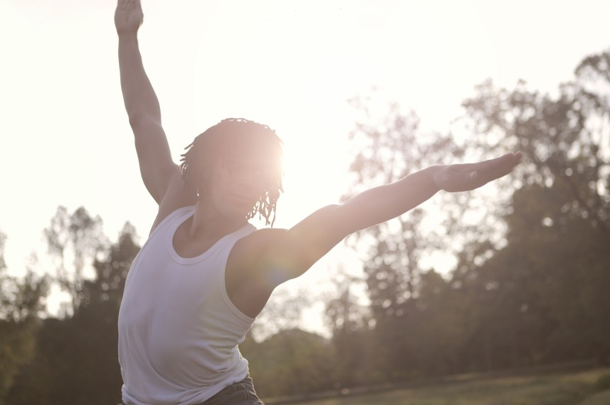 Physical exercise promotes anti-inflammatory states by modulating our body's inflammatory response.