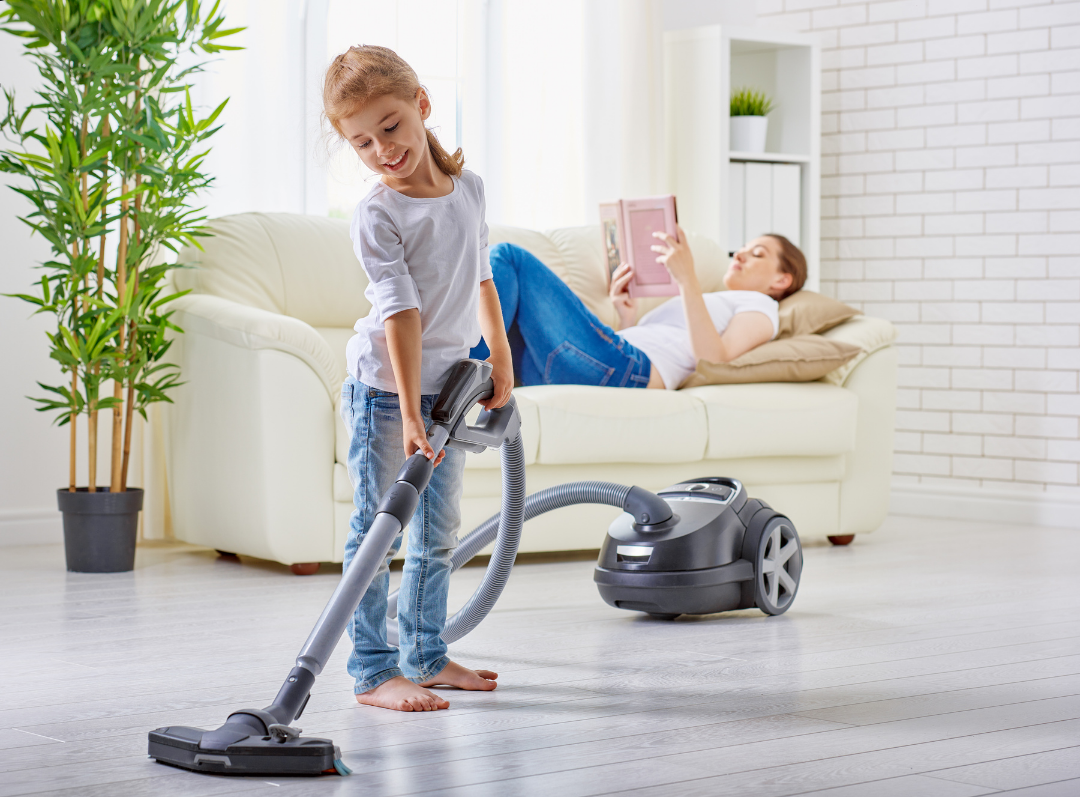 When it comes to improving the quality of air in our homes, a regular dusting and vacuuming can be incredibly beneficial.