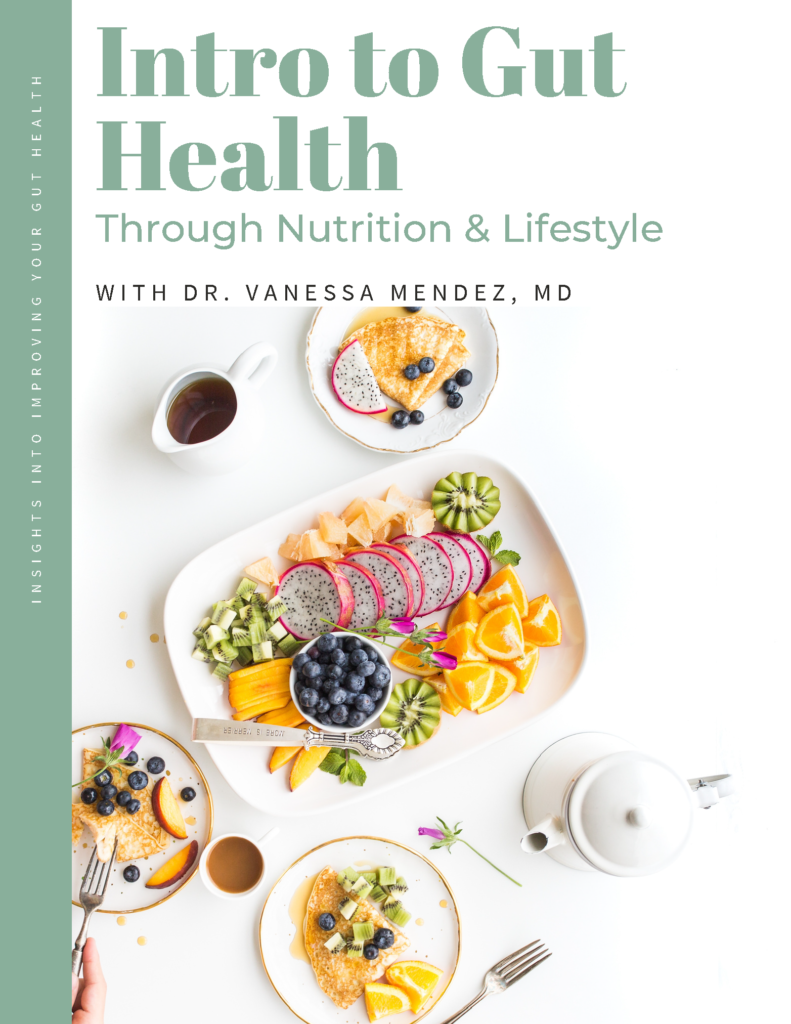 Intro to Gut Health through Nutrition and Lifestyle